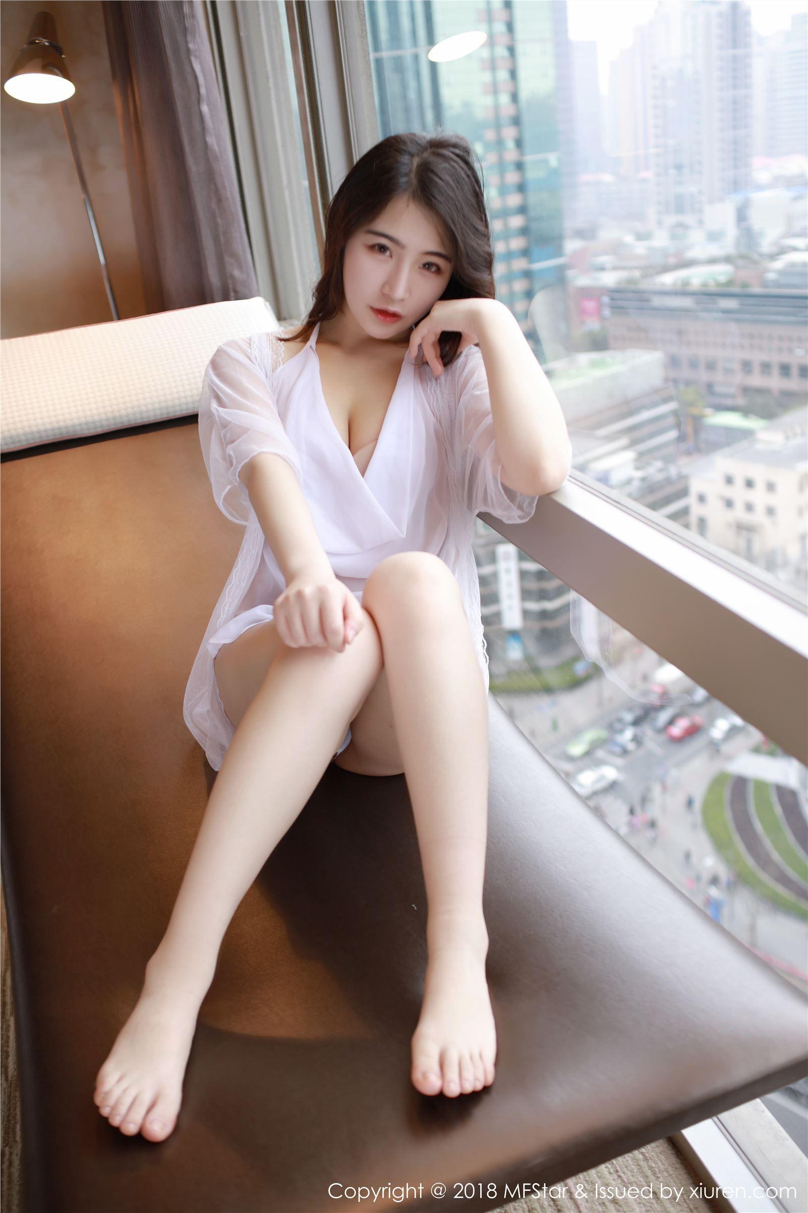 [MFStar模范学院] 2018.01.19 Vol.116 宅兔兔 美女