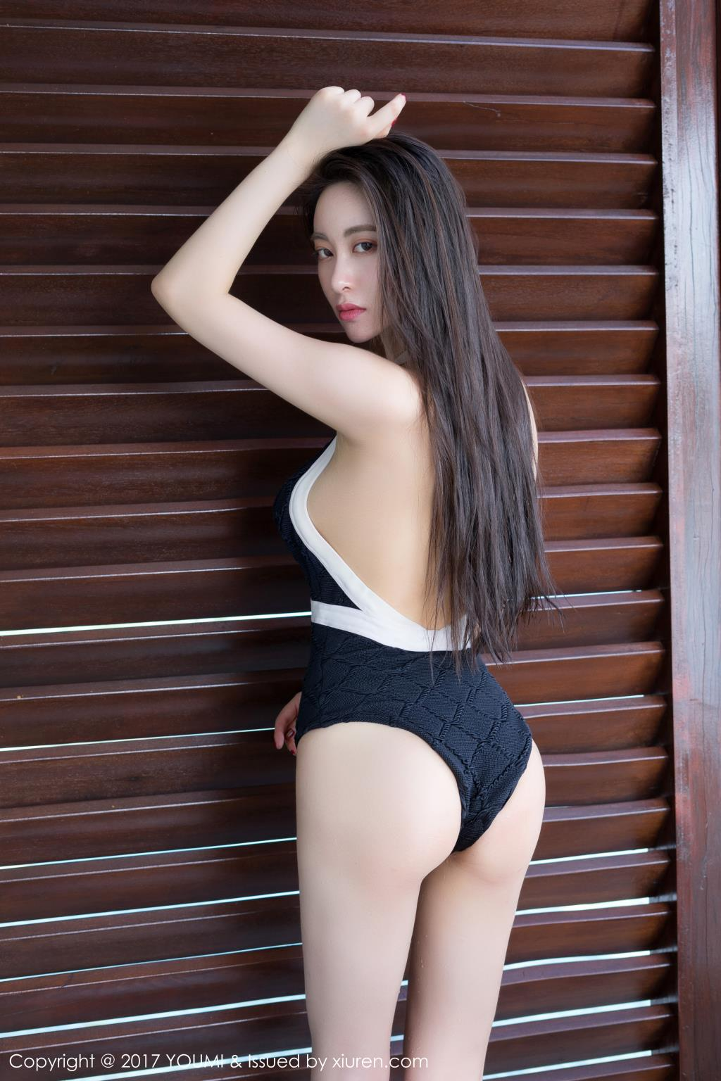 YOUMI尤蜜荟 2017.12.26 VOL.099 穆菲菲