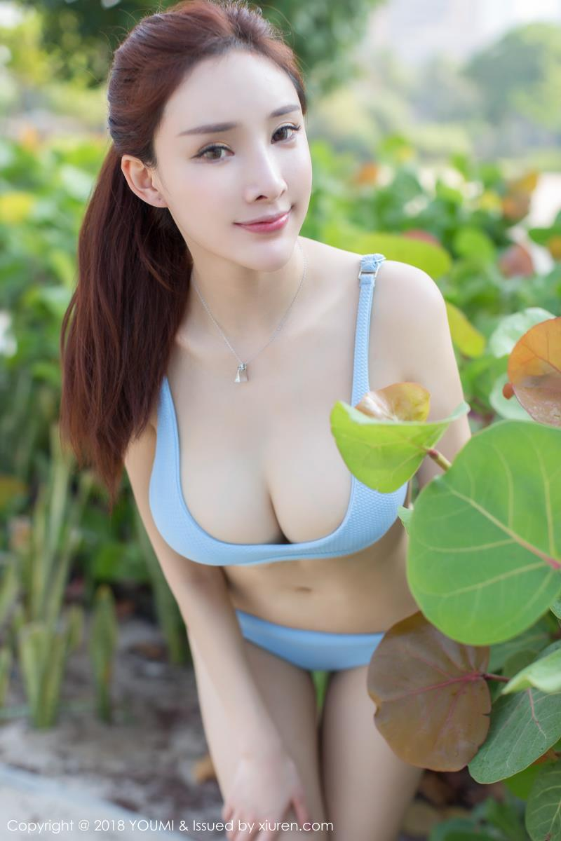 YOUMI尤蜜荟 2018.01.09 VOL.106 土肥圆矮挫穷 周妍希