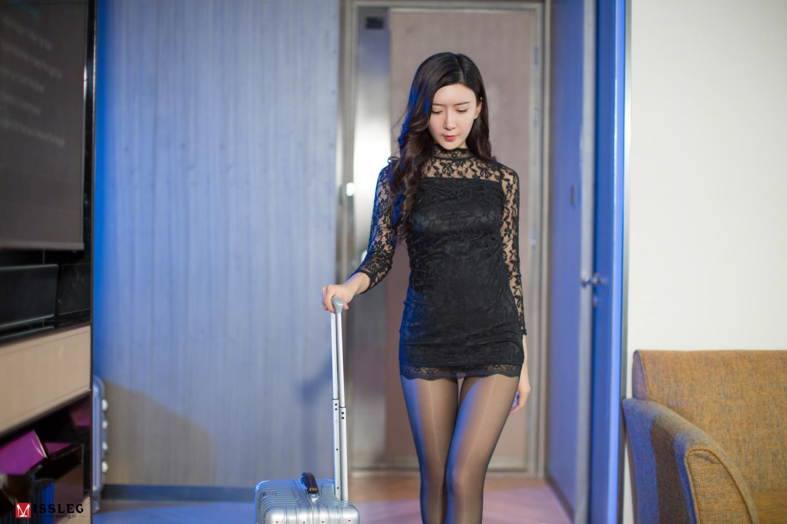 [MISSLEG]蜜丝 钻石室内版   N002 赵智研《出差的夜》
